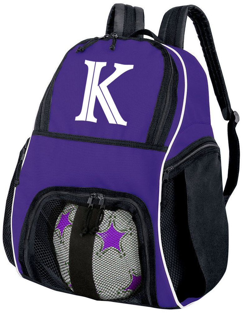 Broad Bay Personalized Soccer Backpack or Custom Volleyball Bag Soccer Gift IDEA! - backpacks4less.com