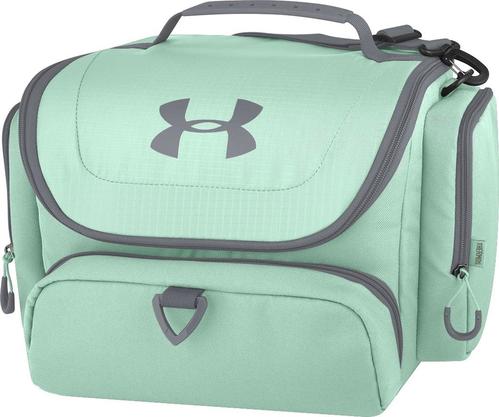 Under Armour 24 Can Soft Sided Cooler, Crystal - backpacks4less.com