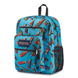 JanSport Big Student Backpack - Hot Sauce - Oversized - backpacks4less.com