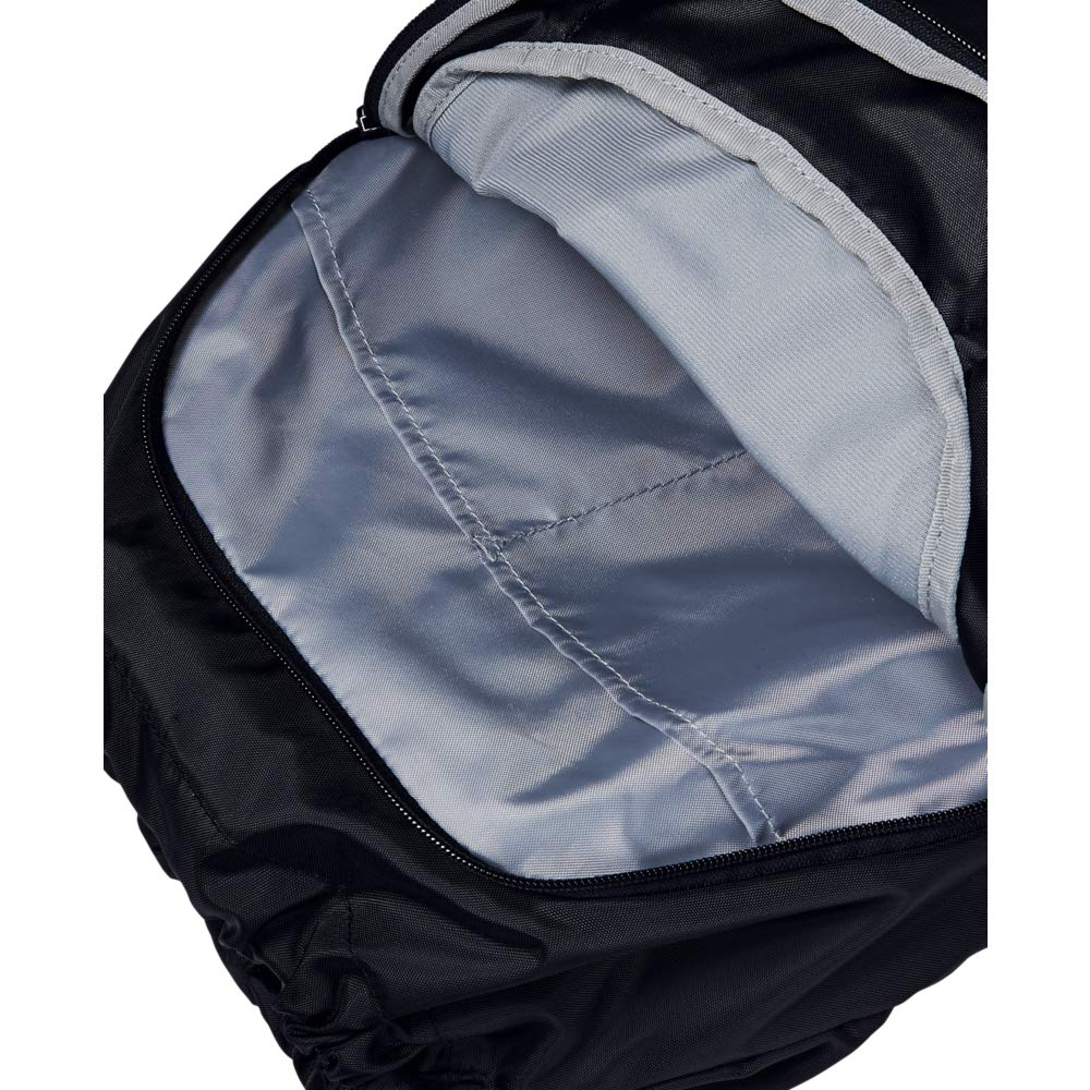 Under Armour Undeniable 2.0 Sackpack, Black (001)/Silver, One Size Fits All - backpacks4less.com