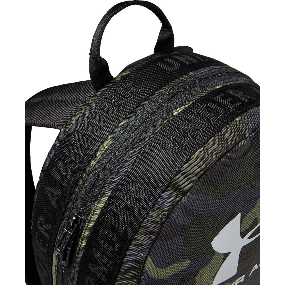 Under Armour Loudon Backpack, Desert Sand//Black, One Size Fits All - backpacks4less.com