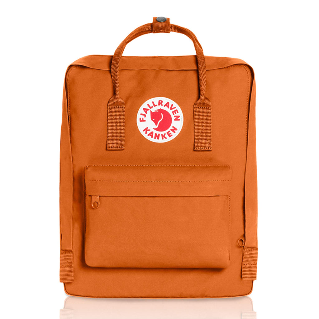 Fjallraven - Kanken Classic Backpack for Everyday, Brick - backpacks4less.com