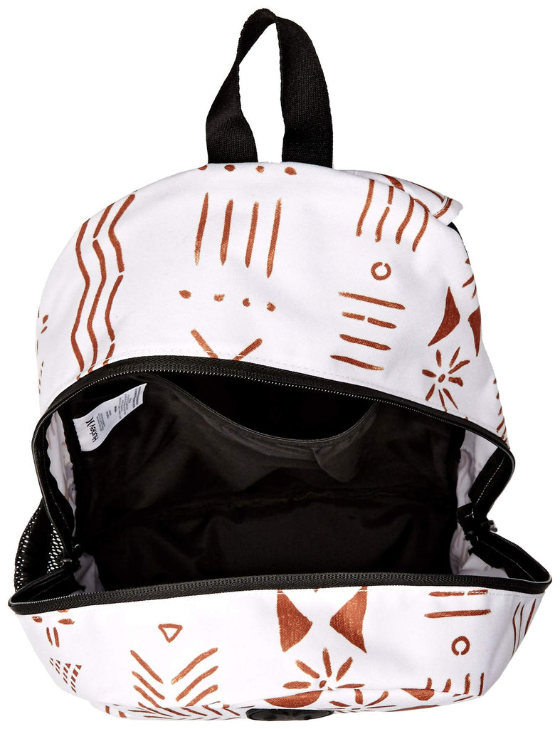 Hurley Women's Apparel Junior's Siege Laptop Backpack, sail, QTY - backpacks4less.com