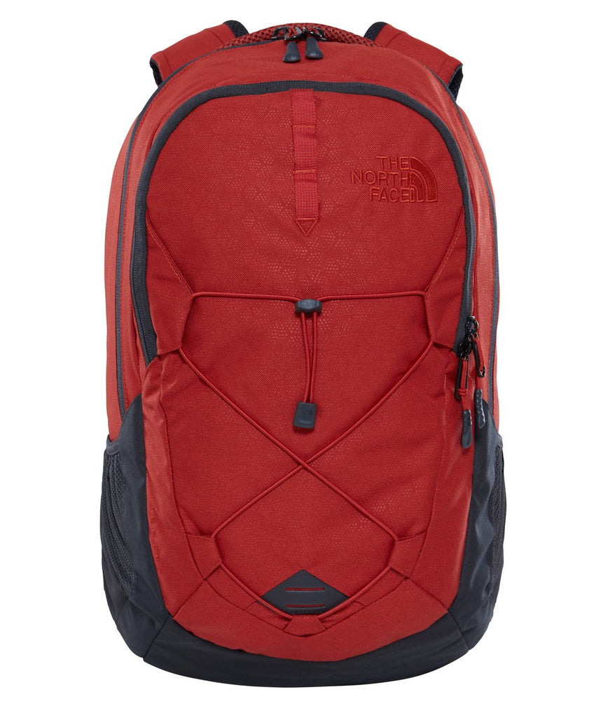 The North Face Jester Backpack, Ketchup Red - backpacks4less.com