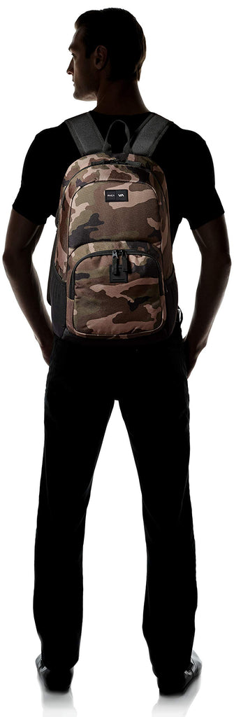 RVCA Men's Estate Backpack II, camo, ONE SIZE - backpacks4less.com