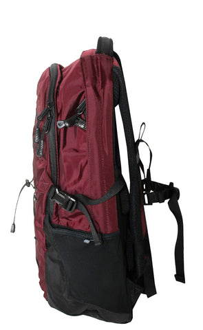The North Face Unisex Borealis Backpack Laptop Daypack RTO (Deep Garnet Red)