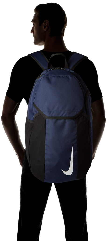 NIKE Academy Backpack (Midnight Navy) - backpacks4less.com