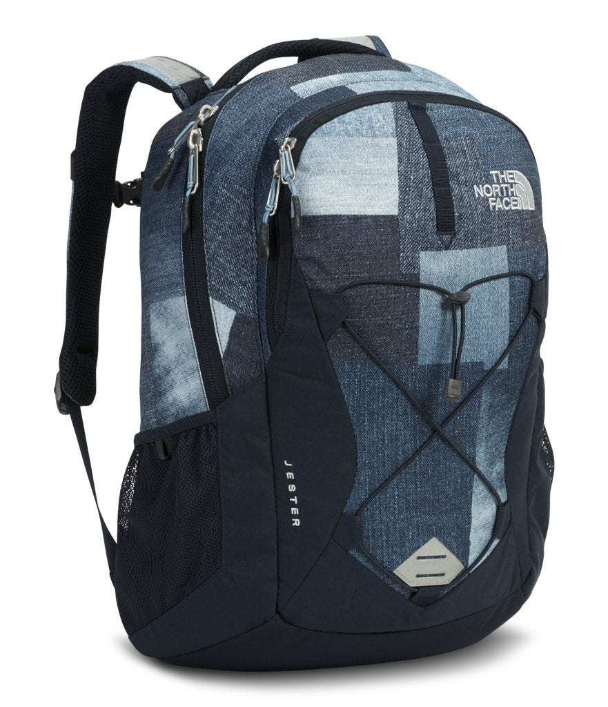 The North Face Women's Jester Backpack - Urban Navy Tryboro Print - OS (Past Season) - backpacks4less.com