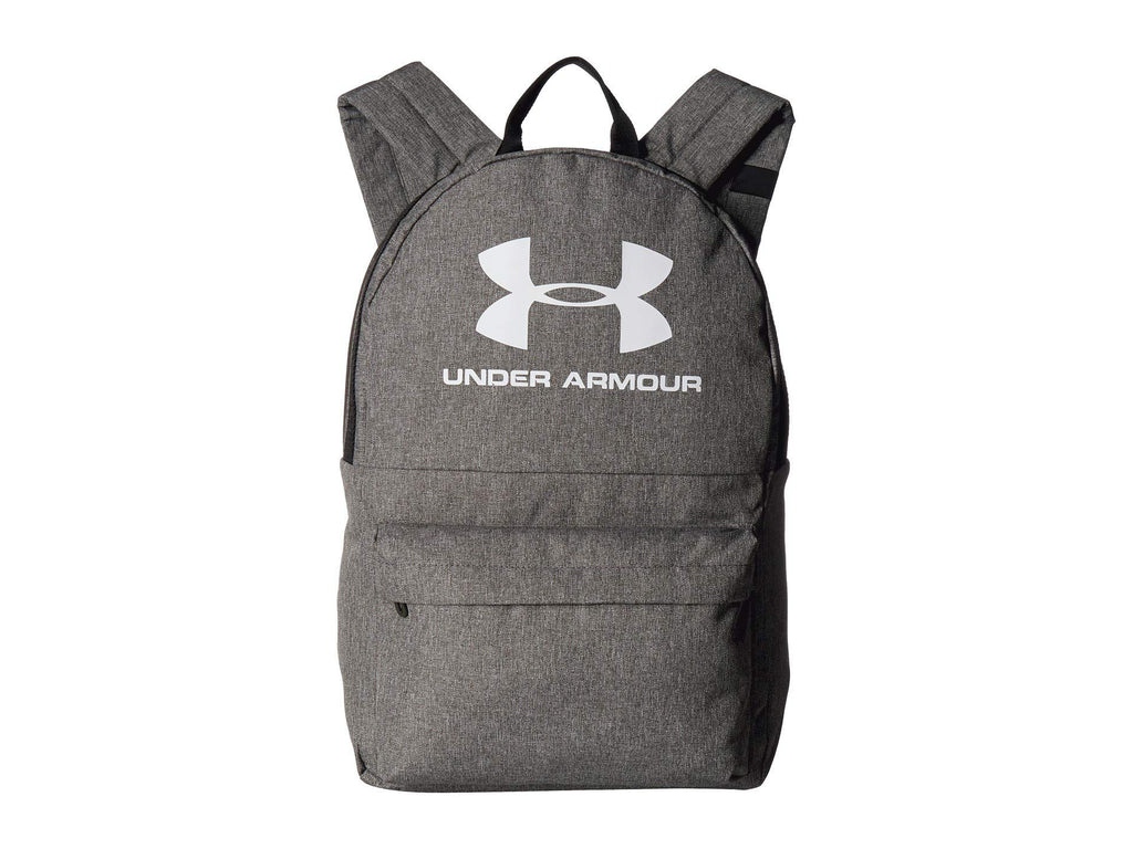 Under Armour Unisex Loudon Backpack Baroque Green Medium Heather/Black/White One Size - backpacks4less.com