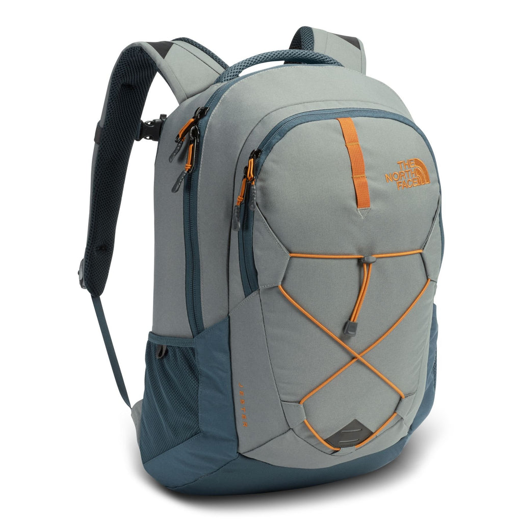 The North Face Jester Backpack, Sedona Sage - backpacks4less.com