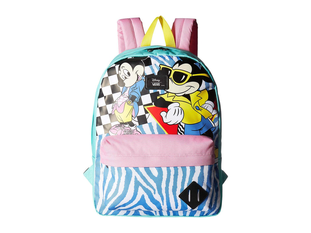 Vans 80's Mickey Old Skool II Backpack - backpacks4less.com