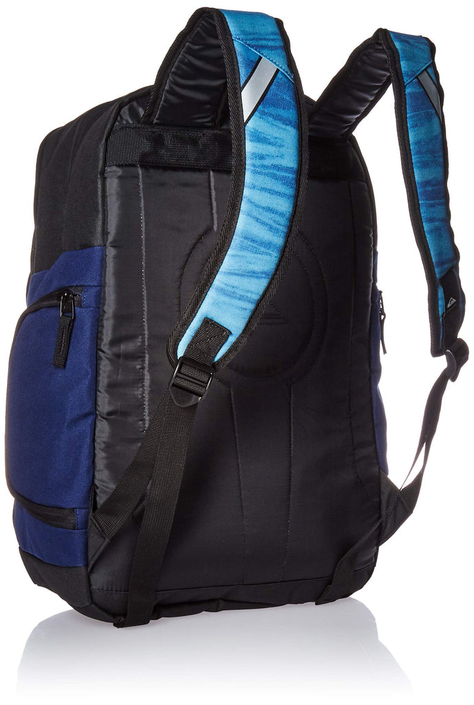 Quiksilver Men's SHUTTER BACKPACK, sky blue, 1SZ - backpacks4less.com