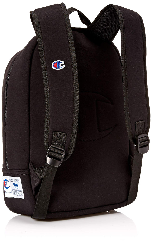 Champion Men's 100 Year Pullover Backpack, black, One Size - backpacks4less.com