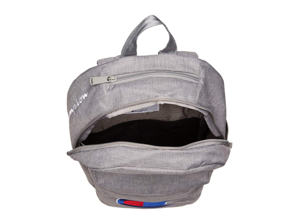 Champion LIFE Supersize 2.0 Backpack Medium Grey One Size - backpacks4less.com