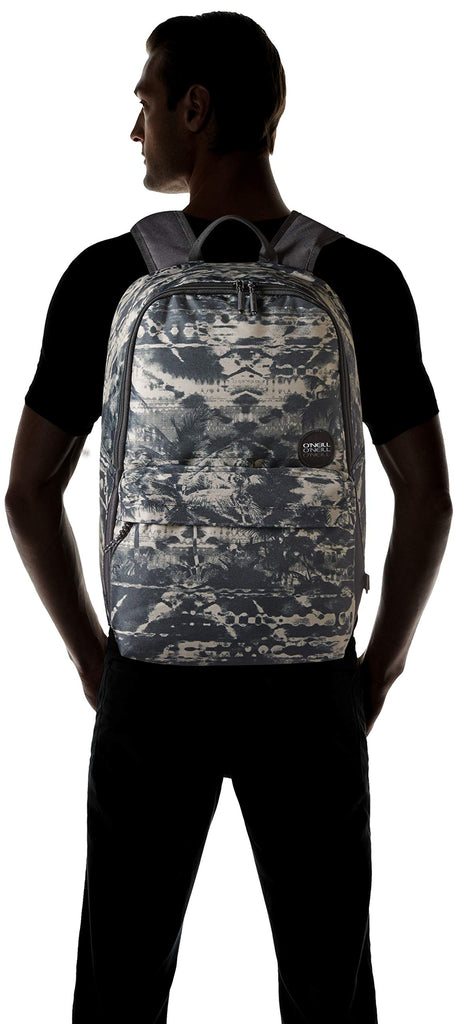 O'Neill Men's Transfer Backpack, Dark Army, ONE - backpacks4less.com