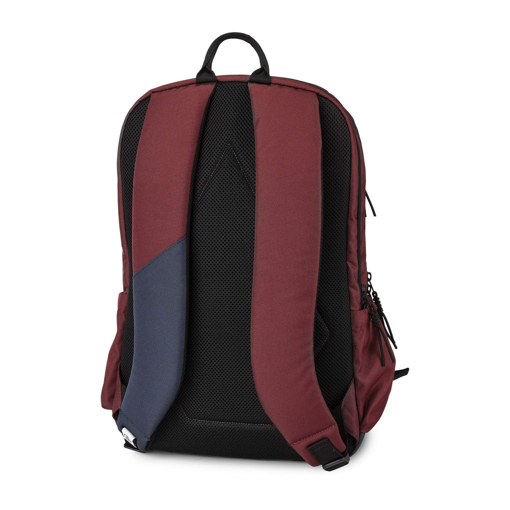 Volcom Men's Roamer Backpack, Cabernet, One Size Fits All - backpacks4less.com