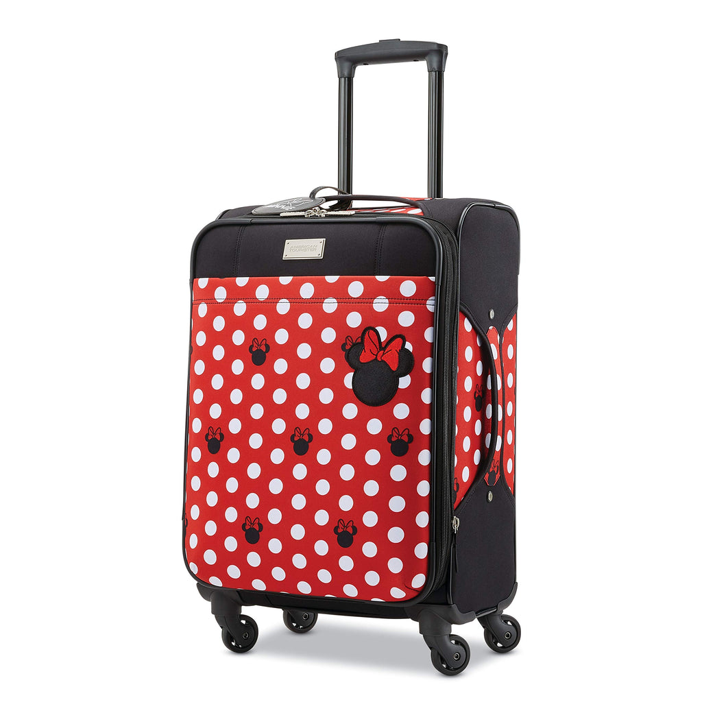 American Tourister Kids' 21 Inch, Minnie Mouse Dots - backpacks4less.com