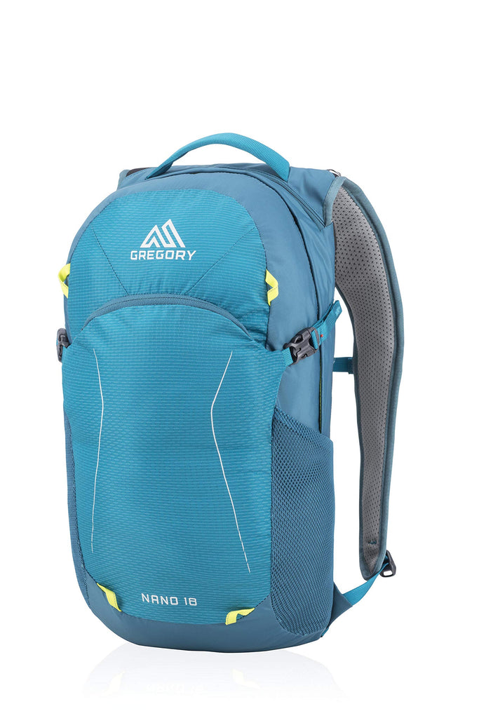 Gregory Mountain Products Nano 18 Liter Daypack, Meridian Teal, One Size - backpacks4less.com