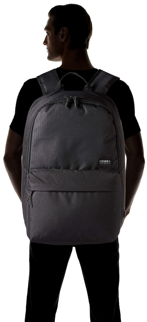 O'Neill Men's Transfer Backpack, Black, ONE - backpacks4less.com