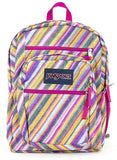 Jansport Big Student Backpack (Multi Texture S) - backpacks4less.com