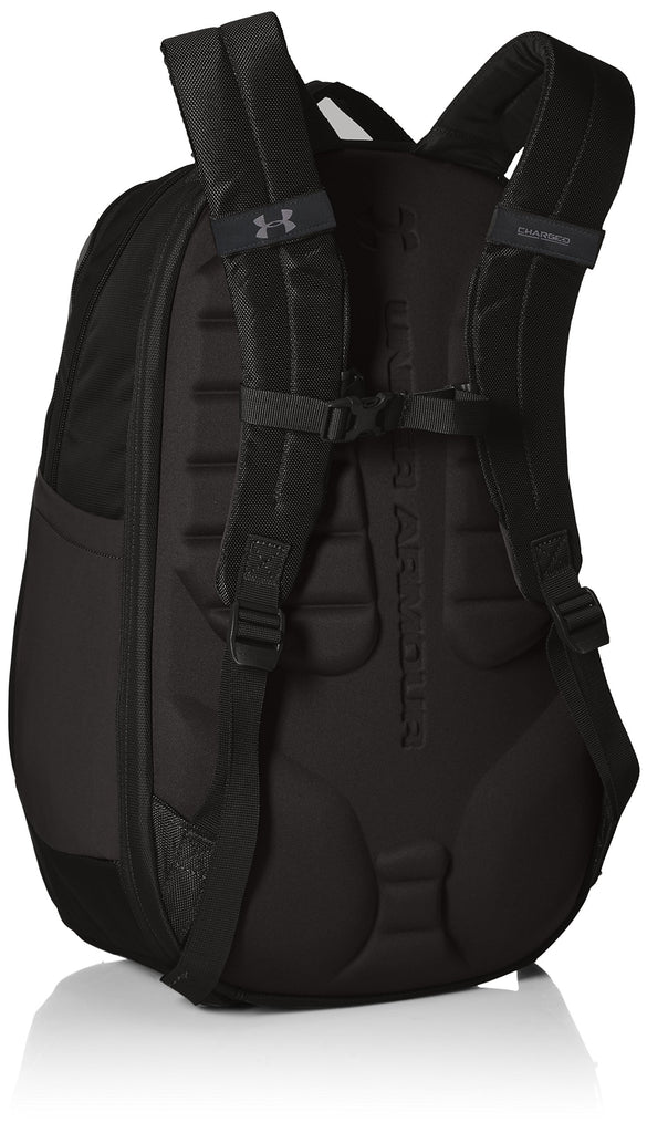 Under Armour Guardian Backpack Backpack,Black (001)/Black, One Size Fits All - backpacks4less.com