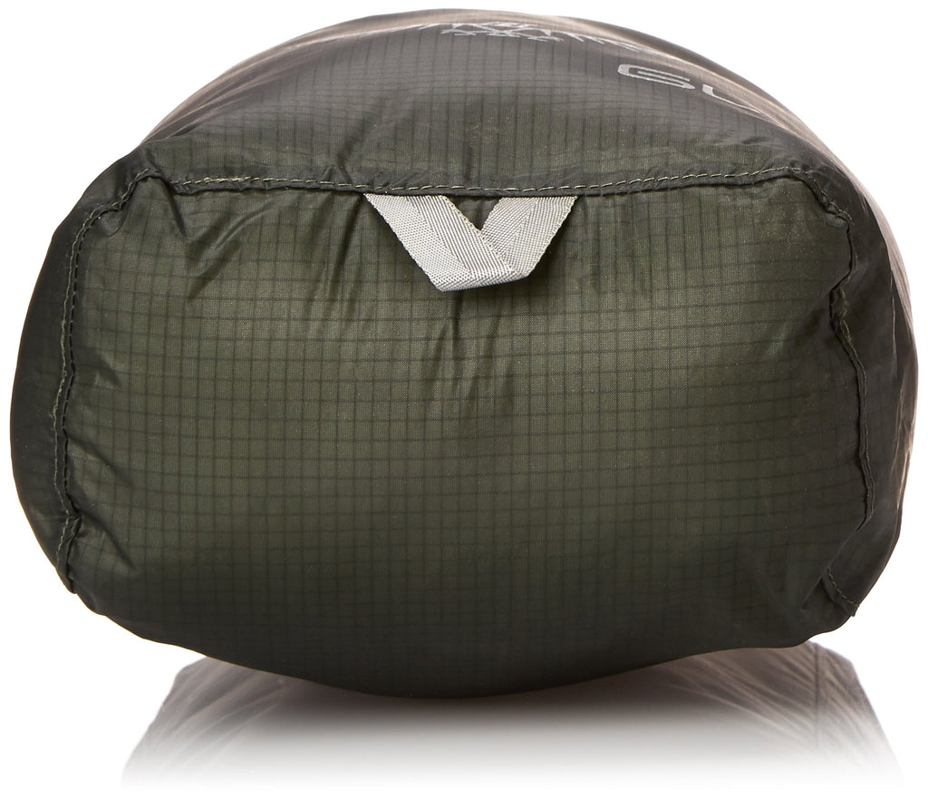 Osprey UltraLight 6 Dry Sack, Shadow Grey, One Size - backpacks4less.com