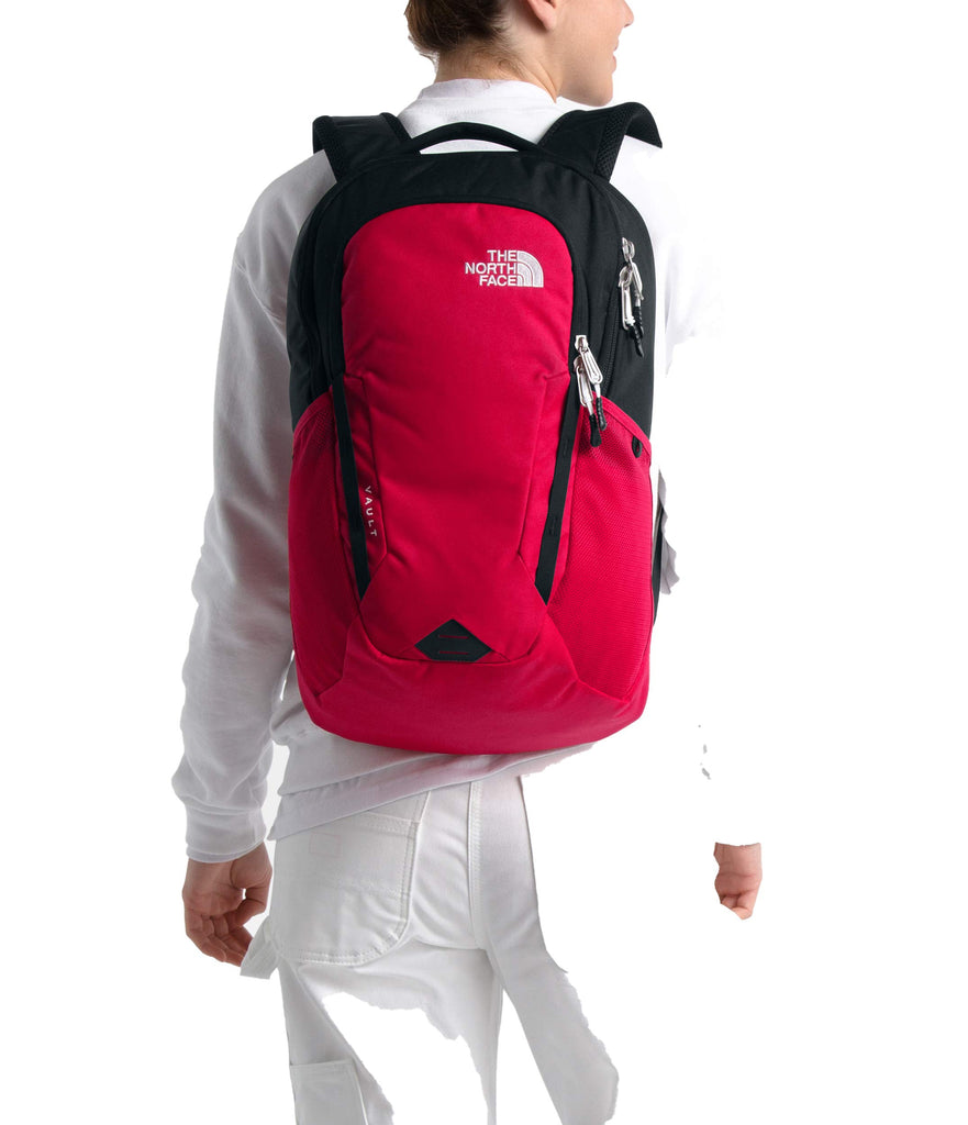 The North Face Vault, TNF Red/TNF Black, OS - backpacks4less.com