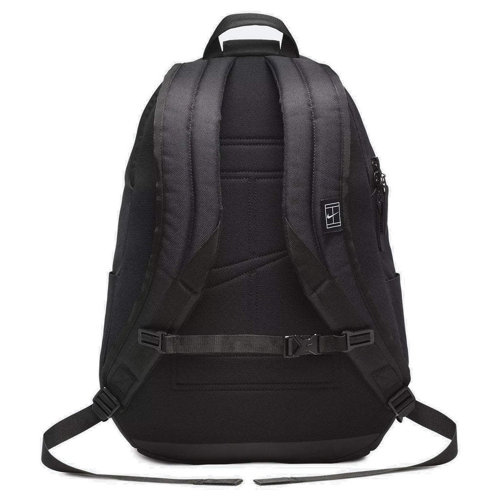 Nike Court Advantage Tennis Backpack (Black/Black/Anthracite) - backpacks4less.com