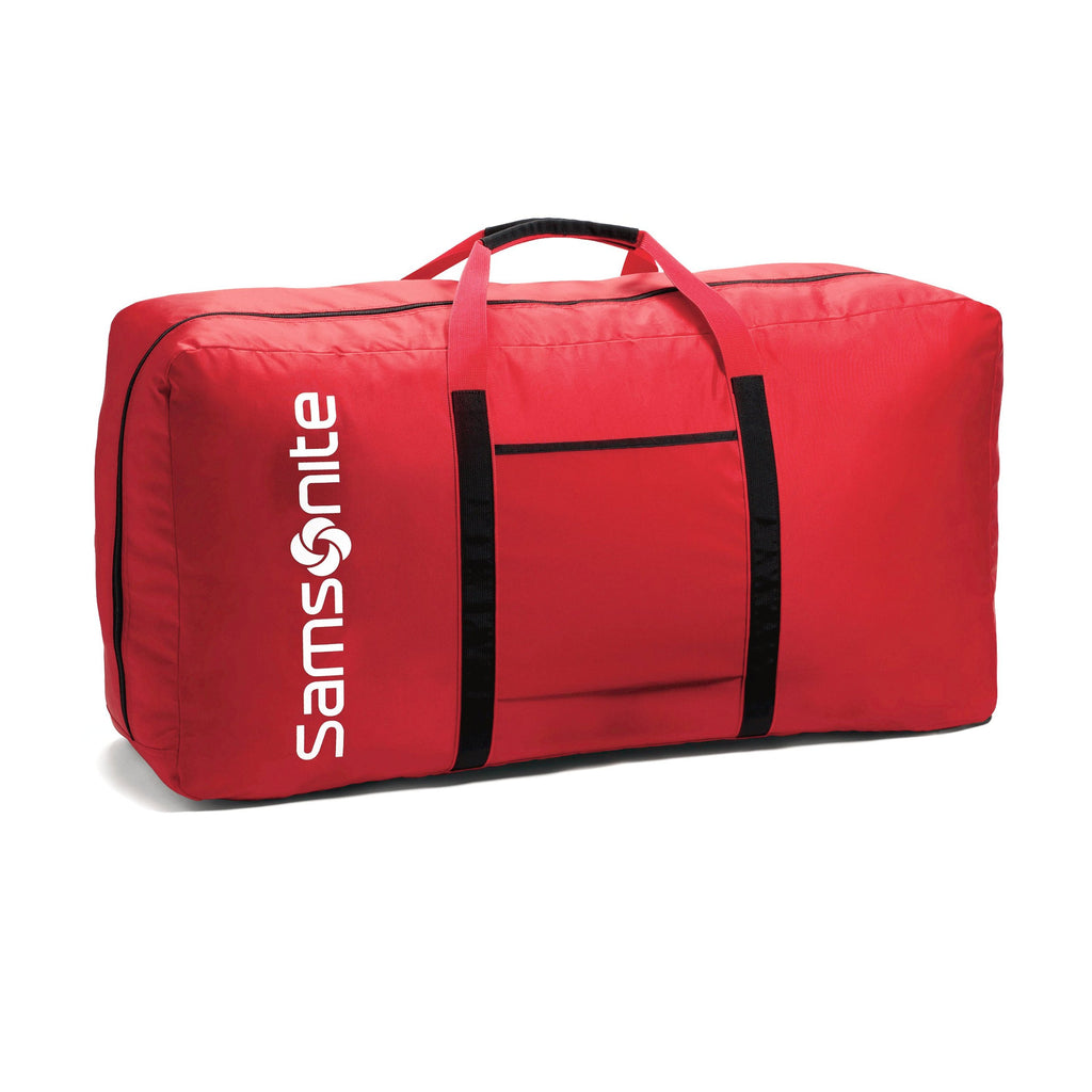 "Samsonite Tote-a-ton 32.5"" Duffle Luggage, Red, One Size - backpacks4less.com"
