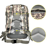 NOOLA Military Tactical Backpack Large Army Rucksack Assault Pack Molle Bag ACU - backpacks4less.com