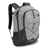 The North Face Jester Backpack, Lunar Ice Grey Chainlink Print - backpacks4less.com