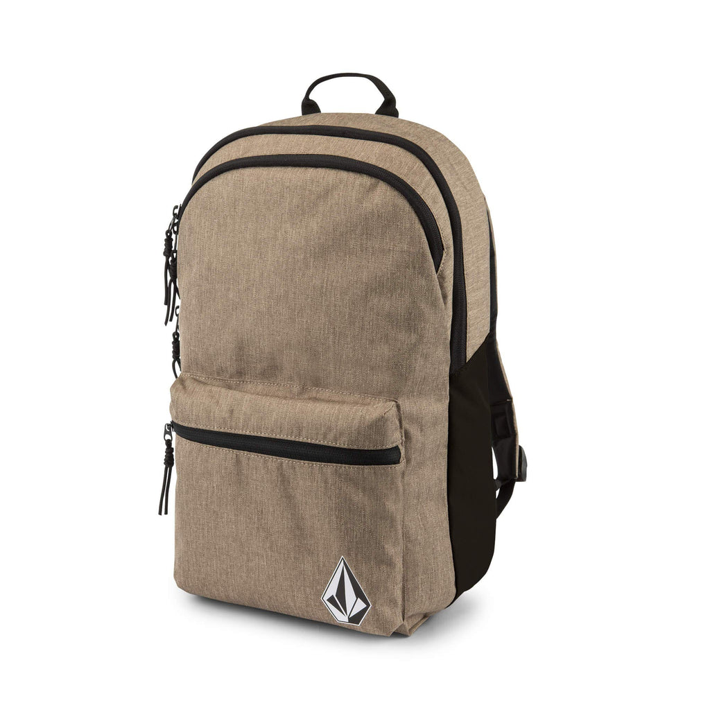 Volcom Young Men's Academy Backpack Accessory, sand brown, ONE SIZE FITS ALL - backpacks4less.com