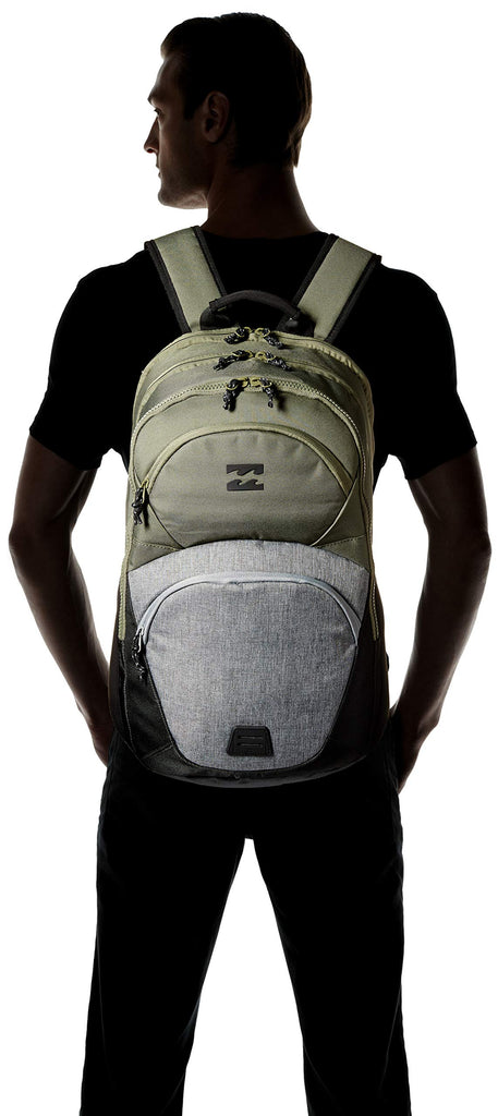 Billabong Men's Command Surf Backpack Military One Size - backpacks4less.com