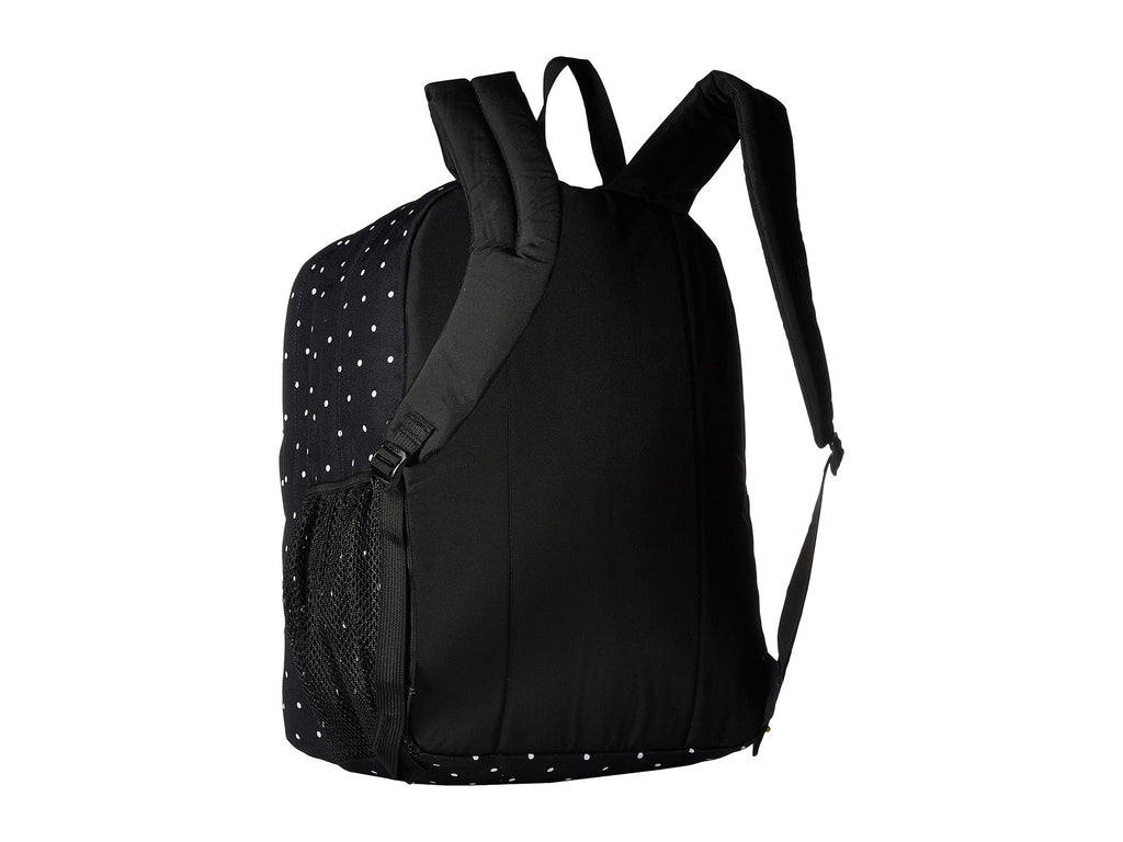 JanSport Big Student Backpack, Black Polka Dot - backpacks4less.com
