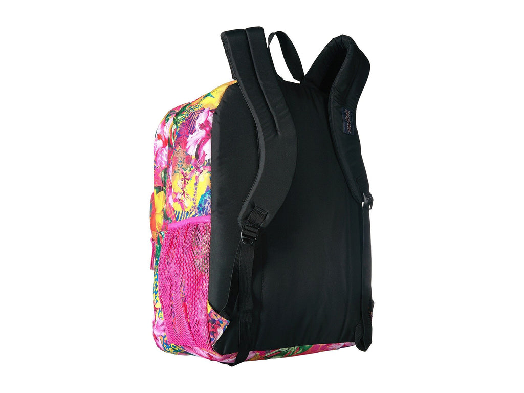 JanSport Unisex Big Student Tropical Mania One Size - backpacks4less.com