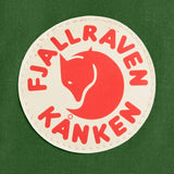 Fjallraven - Kanken Mini Classic Backpack for Everyday, Leaf Green - backpacks4less.com