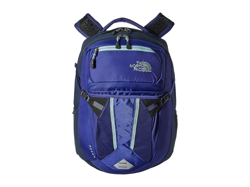 The North Face Women's Recon Backpack - Bright Navy & Urban Navy - OS (Past Season) - backpacks4less.com