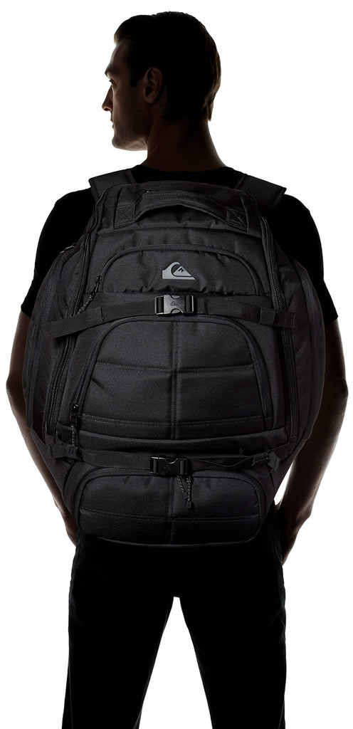 Quiksilver Men's Fetch Backpack, black, 1SZ - backpacks4less.com