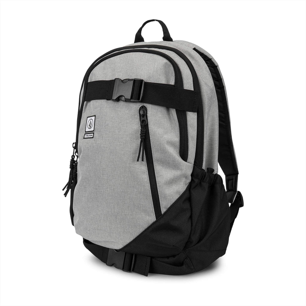 Volcom Young Men's Substrate Backpack Accessory, grey vintage, One Size Fits All - backpacks4less.com