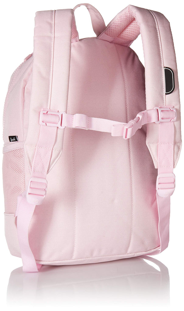 Herschel Kids' Heritage Youth Children's Backpack, Pink Lady Crosshatch/Checkerboard, One Size - backpacks4less.com