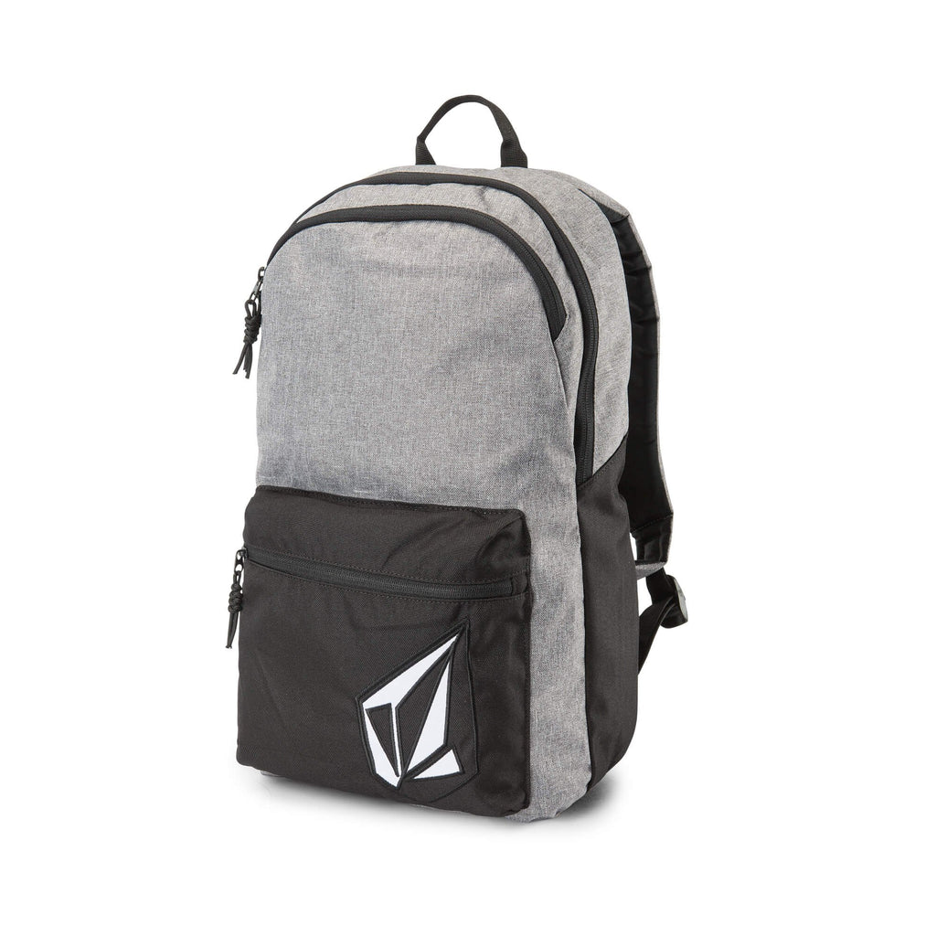 Volcom Men's Academy Backpack, black grey, One Size Fits All - backpacks4less.com