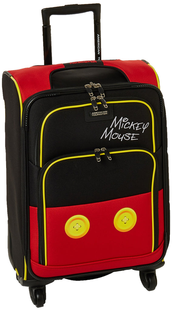 American Tourister 21 Inch, Mickey Mouse Pants - backpacks4less.com