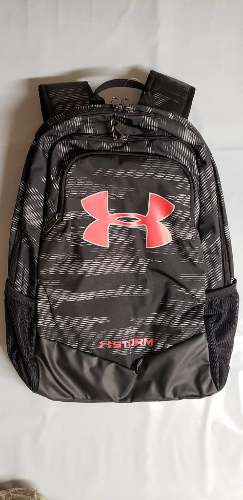Under Armour Boy's Storm Scrimmage Backpack, Black, One-Size - backpacks4less.com
