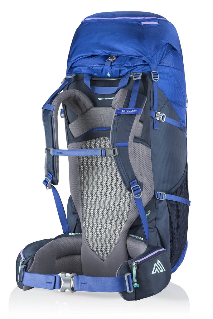 Gregory Mountain Products Amber 70 Liter Women's Backpack, Pearl Blue, One Size - backpacks4less.com