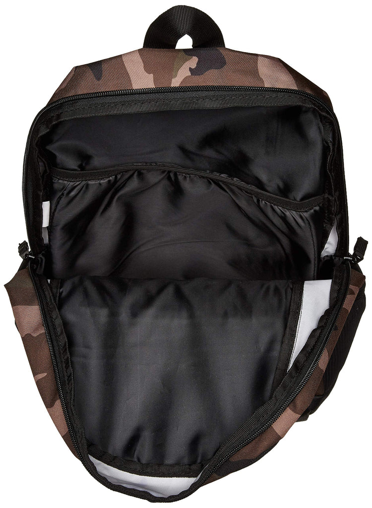 RVCA Men's Curb Skate Backpack, camo, ONE SIZE - backpacks4less.com