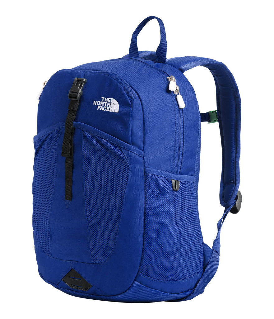 The North Face Youth Recon Squash Backpack, TNF Blue/TNF Black, One Size - backpacks4less.com