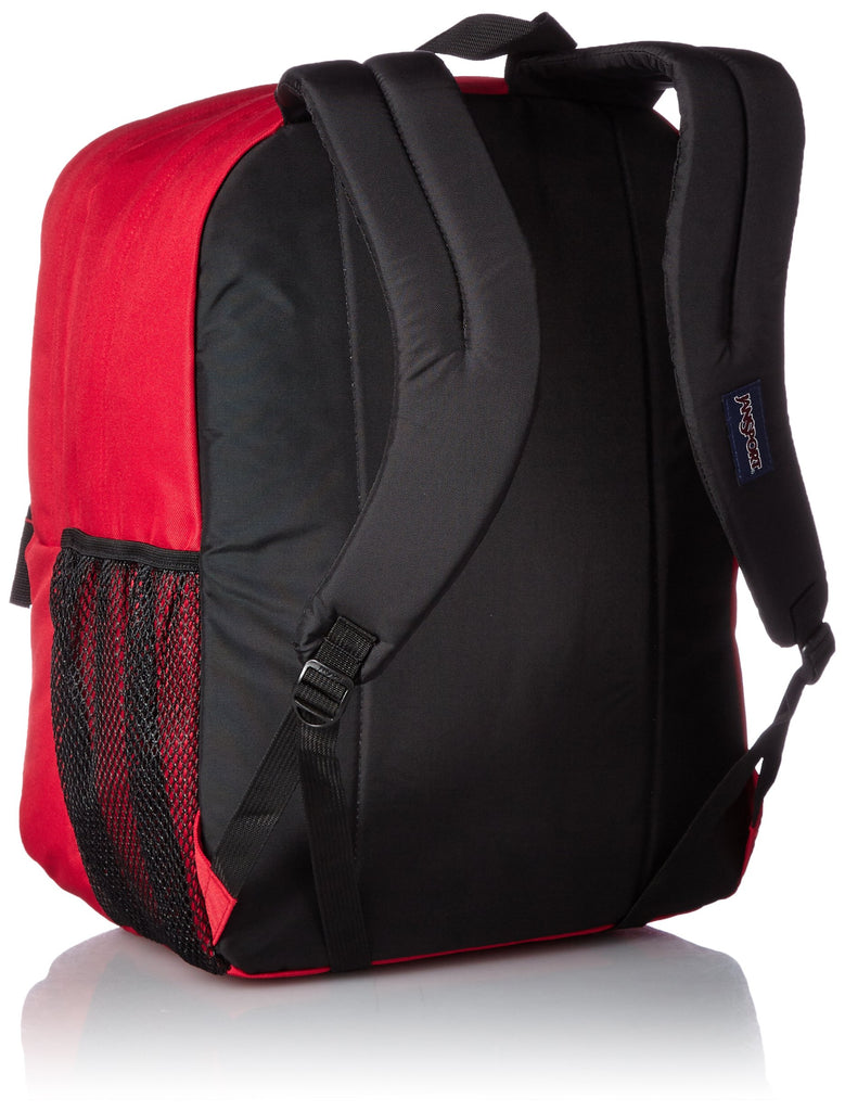JanSport Big Student Classics Series Backpack - Red Tape - backpacks4less.com