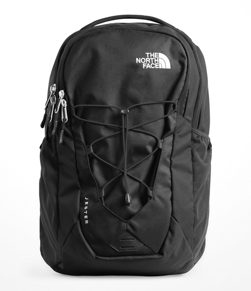 The North Face Jester Backpack, TNF Black - backpacks4less.com
