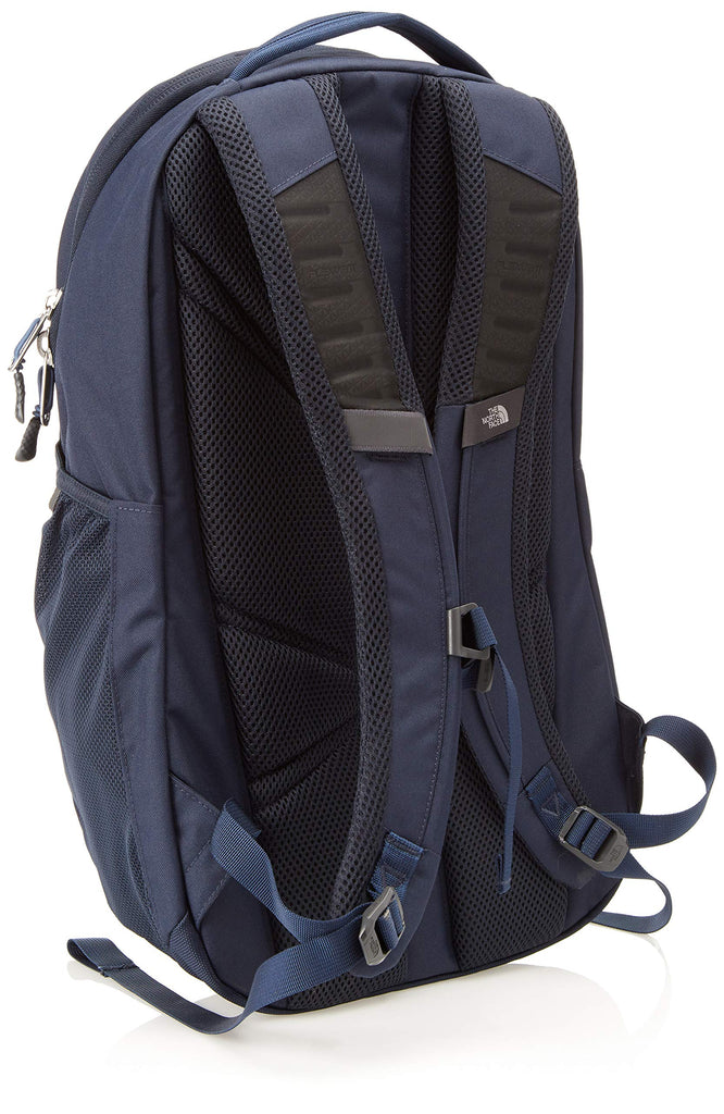 The North Face Jester Backpack, Shady Blue/Urban Navy - backpacks4less.com