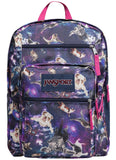 JanSport Big Student Classics Series Backpack - Purple - backpacks4less.com